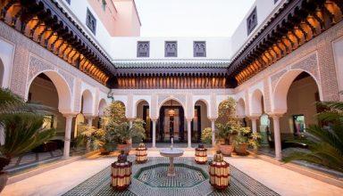 mindythelion la mamounia 384x220 - بهترین حمام ها در مراکش ، تجربه بی نظیر آبگرم | Morocco