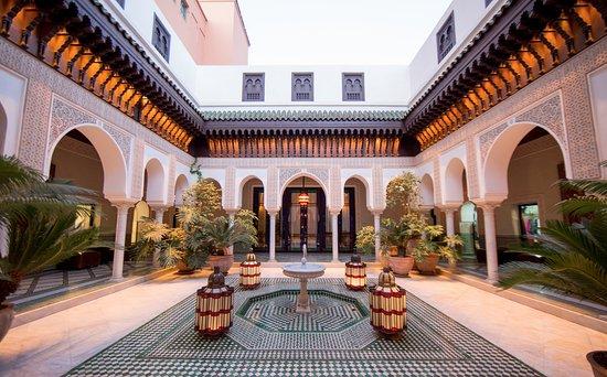بهترین حمام ها در مراکش