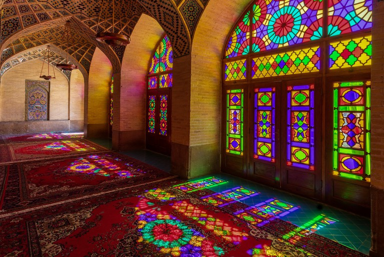 The Best Places in Iran