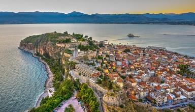 shutterstock 544516075 384x220 - شهر Nafplio ، رمانتیک ترین مقصد در یونان | Greece