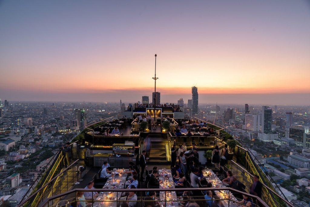 بهترین بارهای بانکوک