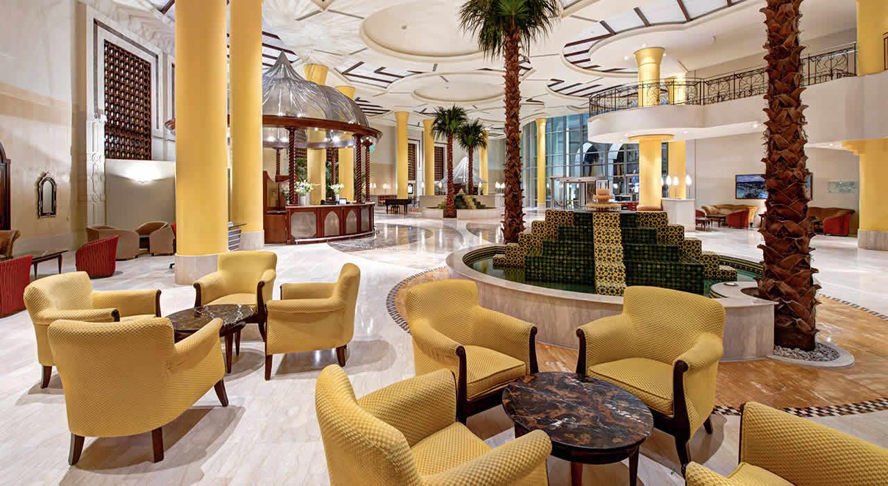 انتخاب هتل خوب