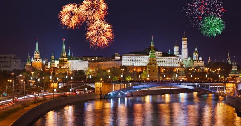 shutterstock 221511682 - راهنمای سفر به مسکو ، میزبان جام جهانی 2018 | Russia