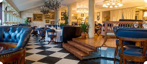 رستوران های سن پترزبورگ ، با منظره ای پانوراما