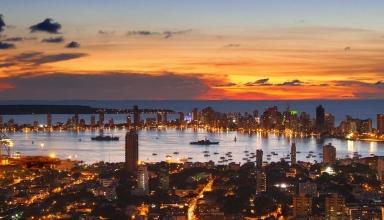 کلمبیا چهارمین کشور بزرگ آمریکای جنوبی
