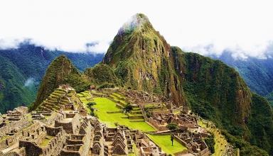 Machu Picchu 1 384x220 - آشنایی با جاذبه های گردشگری پرو