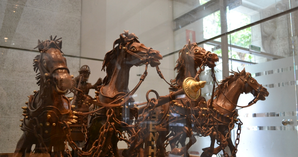 Muzeul de ciocolata din Barcelona 1024x540 - موزه شکلات بارسلونا | Barcelona