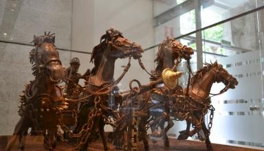 Muzeul de ciocolata din Barcelona 384x220 - موزه شکلات بارسلونا | Barcelona
