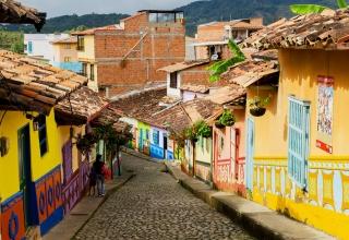 جاذبه های دیدینی بوگوتا ، پایتخت کلمبیا