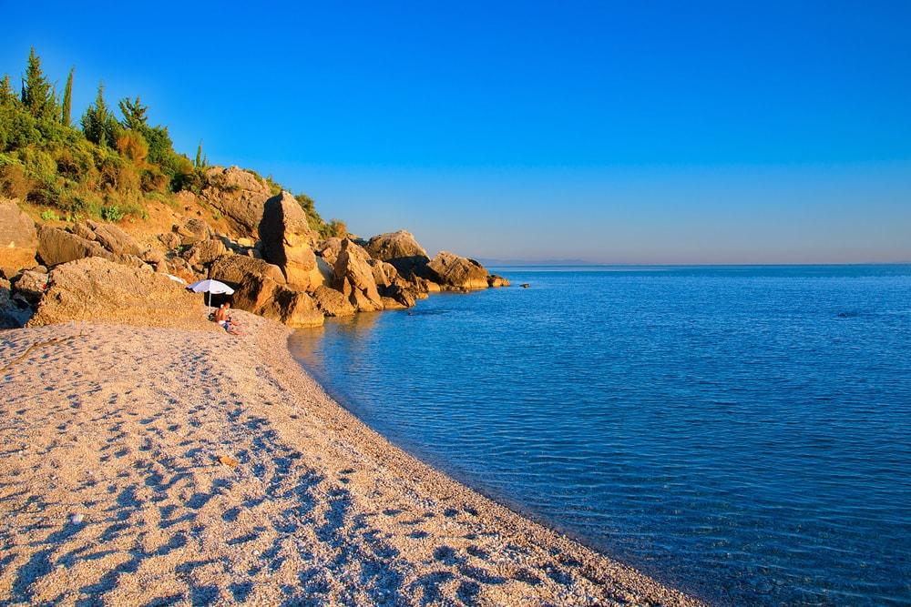 بهترین سواحل آلبانی