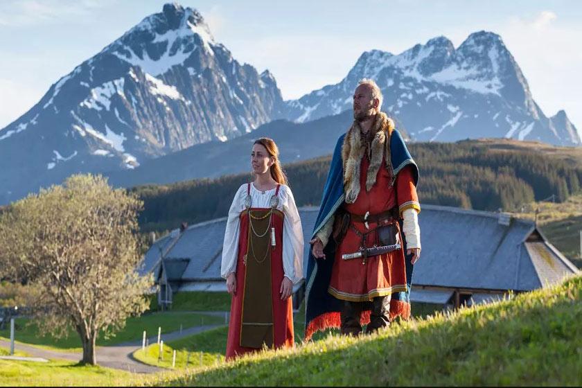 معرفی کشور نروژ