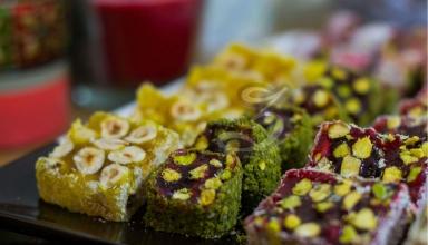 سوغات شهر تبریز