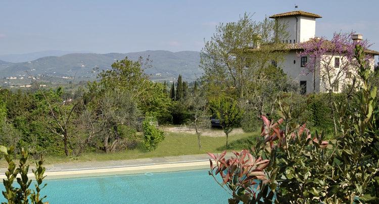 chianti villa view - 10 نکته که شما باید در مورد اجاره ویلا بدانید   Villa Rentals