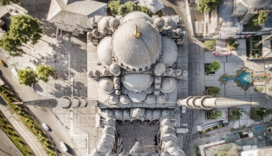new mosque 384x220 - استانبول را ببینید، طوری که قبلا هرگز ندیده اید! | Istanbul
