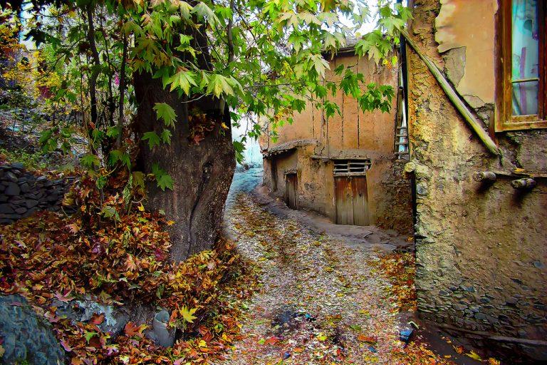 جاهای دیدنی مشهد در فصل پاییز