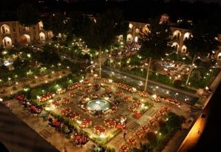 001 3 320x220 - هتل شاه عباسی اصفهان، زیباترین هتل خاورمیانه در سال 2017 | Isfahan