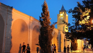 726921 1 384x220 - محله جلفا اصفهان ، محله ای پر از کافه های دنج و زیبا | Isfahan