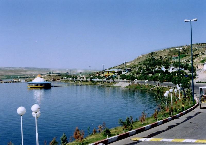 دریاچه شورابیل اردبیل