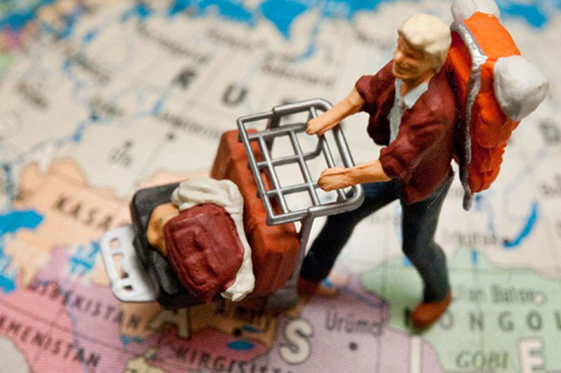 اخذ ویزای فرانسه