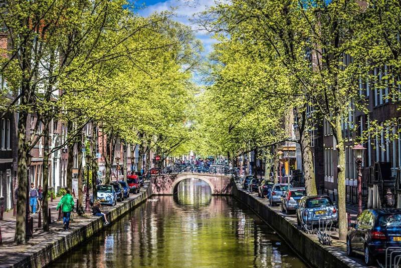 زمان مناسب برای سفر به هلند
