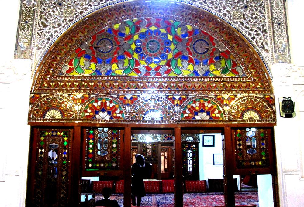 خانه امینی ها قزوین