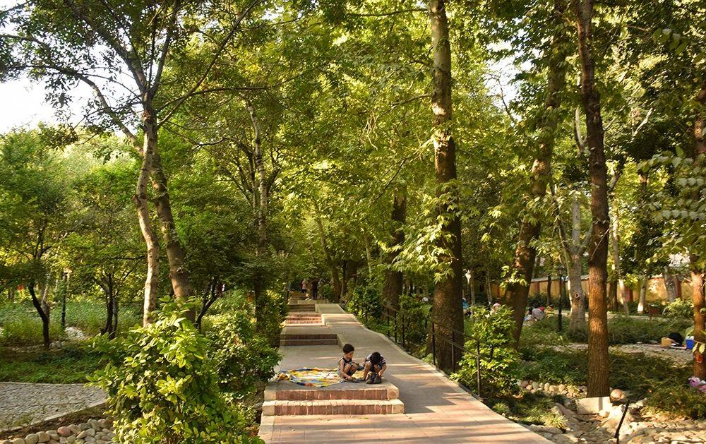 باغ ایرانی تهران