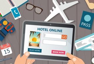 رزرو هتل و خرید بلیط هواپیما ارزان