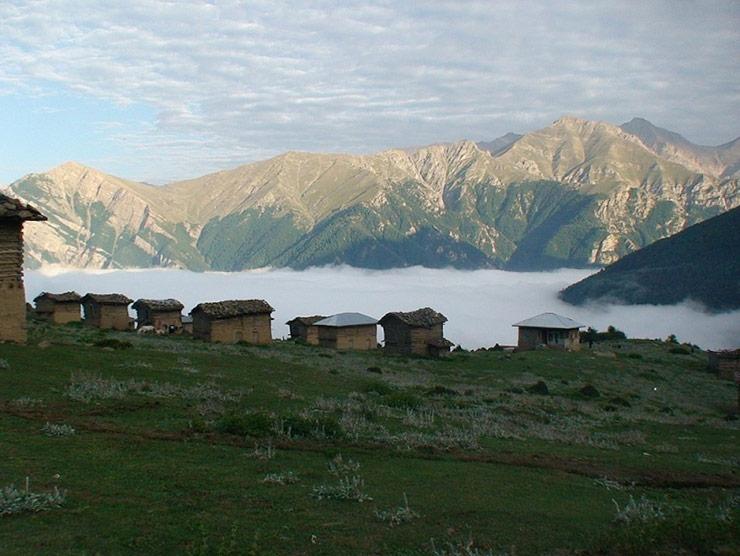 روستای نوشا تنکابن