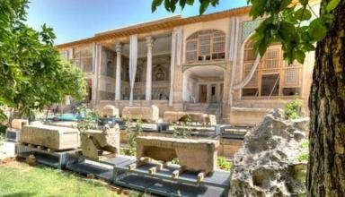باغ موزه سنگ (هفت تن) شیراز