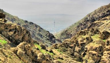 درکه تهران