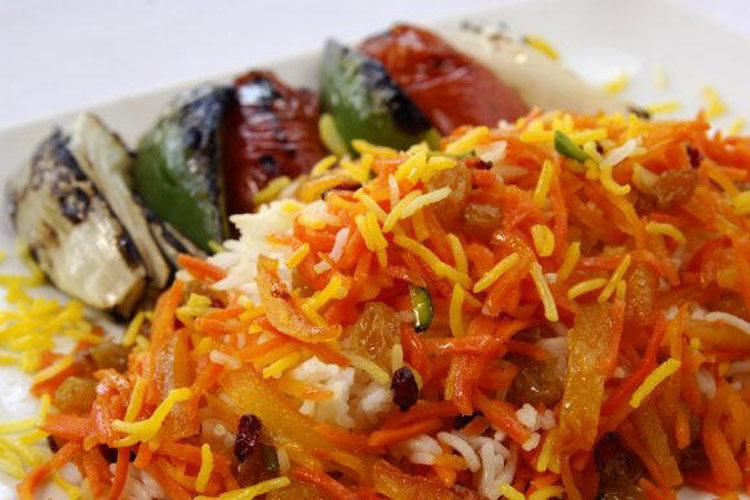 غذاهای محلی اردبیل
