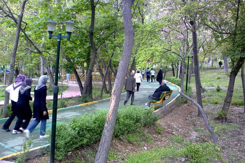 پارک قیطریه تهران