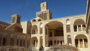 خانه تاریخی آقازاده ابرکوه