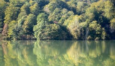 دریاچه الیمالات نور