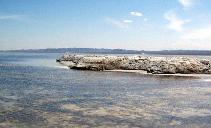 دریاچه نمک حوض سلطان قم