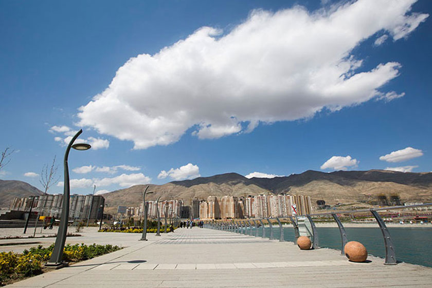 مکان های لاکچری تهران