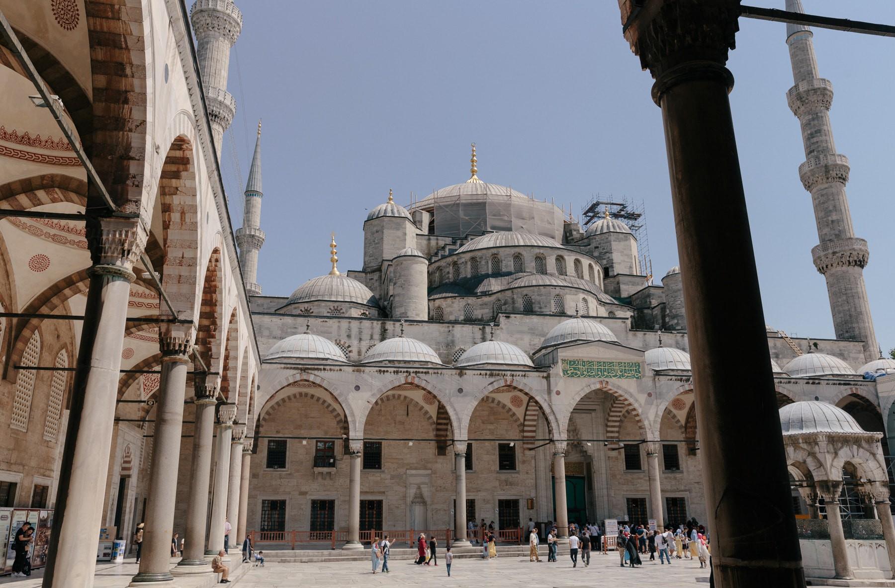 راهنمای سفر به استانبول