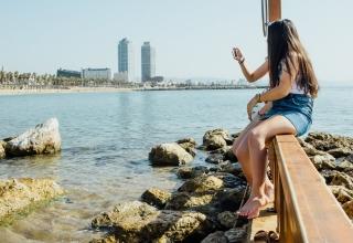 jctp0097 hilton barcelona spain giansily 33 320x220 - گذراندن یک روز فوق العاده در بارسلونا | Barcelona