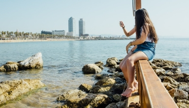 jctp0097 hilton barcelona spain giansily 33 384x220 - گذراندن یک روز فوق العاده در بارسلونا | Barcelona