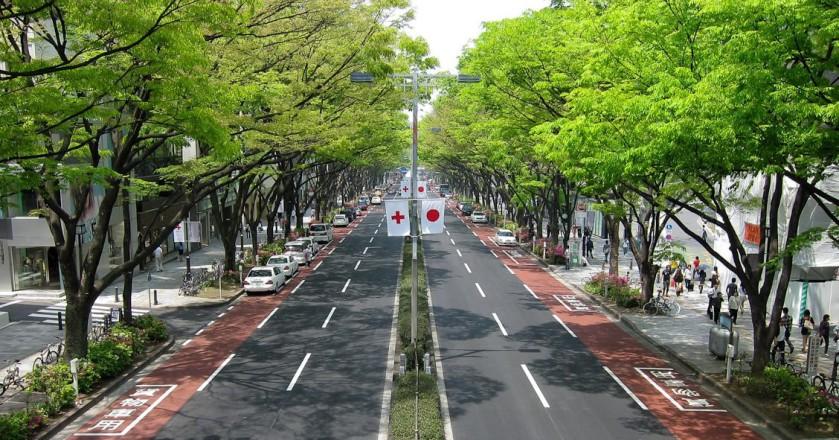 omotesando may 2010 02 e1508286261310 - توکیو به عنوان امن ترین شهر جهان شناخته می شود | Tokyo