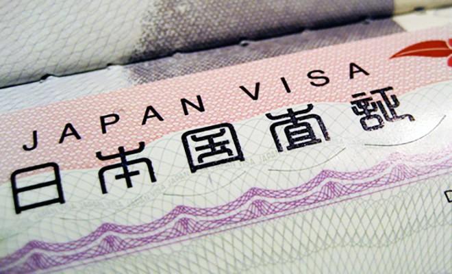 ویزای ژاپن