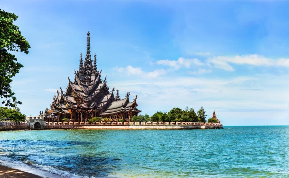 تور مالزی و تور تایلند