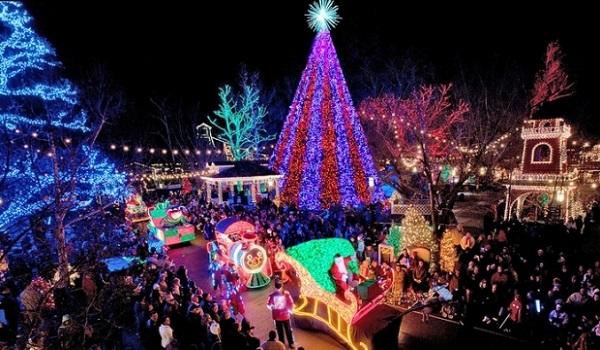 مناسب ترین شهرها برای کریسمس