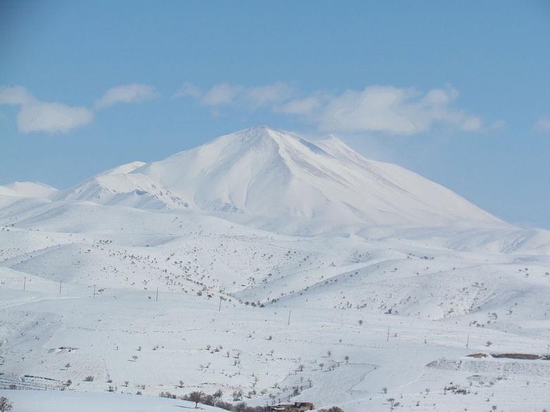 کوه سهند تبریز