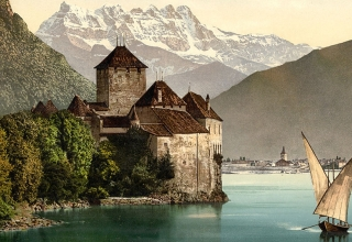قلعه شیون سوئیس