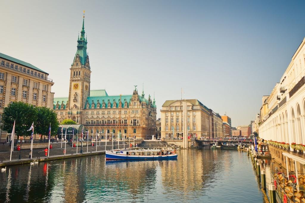 راهنمای سفر مقرون به صرفه به هامبورگ
