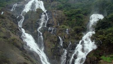 آبشار دودهساگار گوا