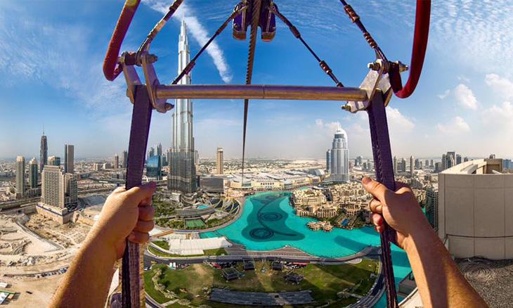 7 تجربه منحصر به فرد در دبی