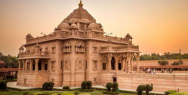 معبد آکشاردام دهلی نو