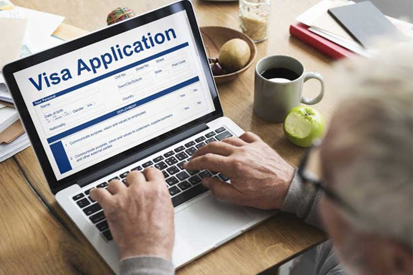 ویزای آنلاین چیست ؟